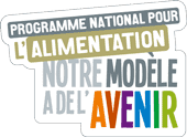 Logo du Programme national pour l'alimentation